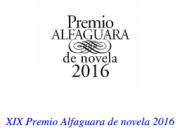 Abierta la convocatoria del Premio Alfaguara