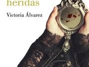 NOVEDAD EDITORIAL: El sabor de tus heridas de Victoria Álvarez