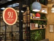 Bookstore + Café 9 3/4 en Medellín