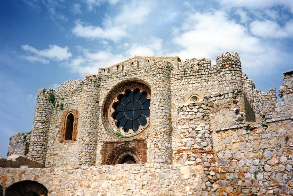 Juego de tronos - Castillo de Calatrava La Nueva