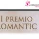 Empieza la convocatoria del I Premio Romantic