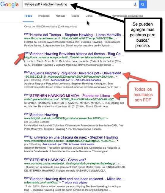 Google ejemplo 1