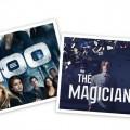 Dos nuevos estrenos de libros adaptados a serie en Syfy