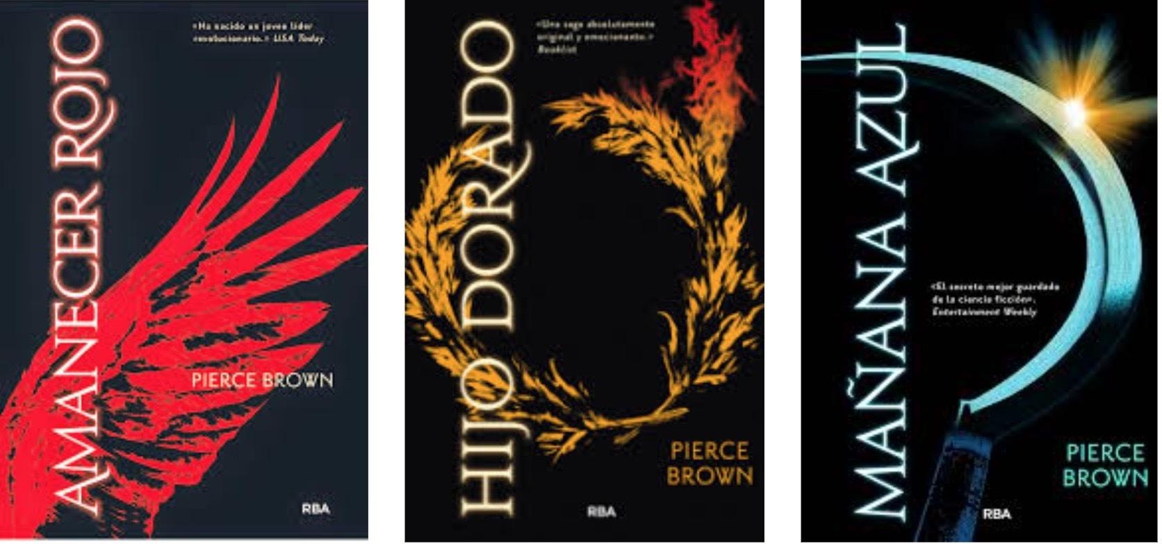 La trilogía Amanecer Rojo de Pierce Brown no finalizará la historia
