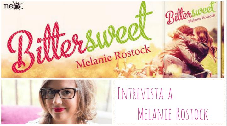 Entrevista a Melanie Rostock