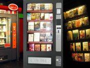 Máquinas expendedoras de libros en Panamá