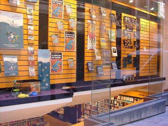 Cervantes libreria