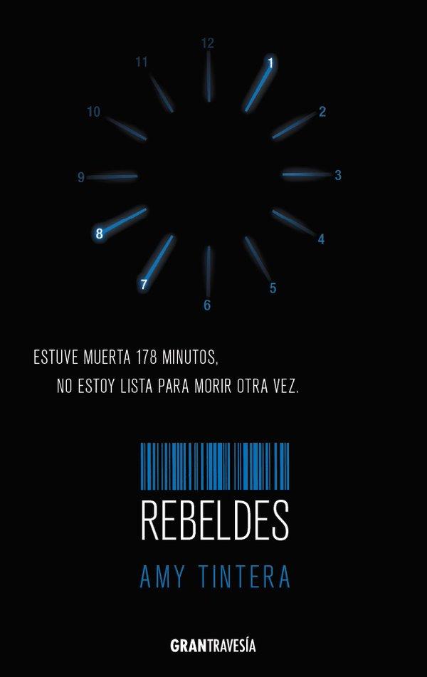 Resultado de imagen de rebeldes de amy tintera