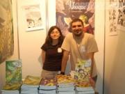 De los comics a las novelas. Sergio Morán y Parabellum, la detective paranormal
