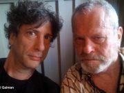 Neil Gaiman y el deseo de Terry Pratchett