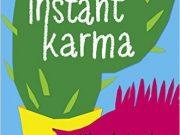 """Organizamos lectura conjunta de """"Instant Karma"""" de Wendy Davies"""