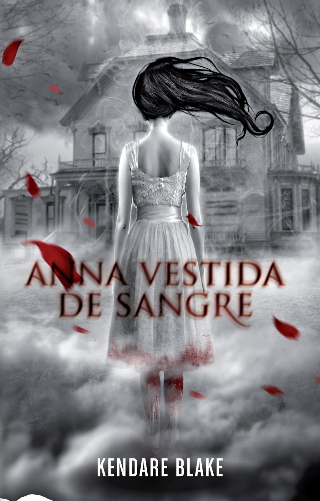 Resultado de imagen de anna vestida de sangre alfaguara