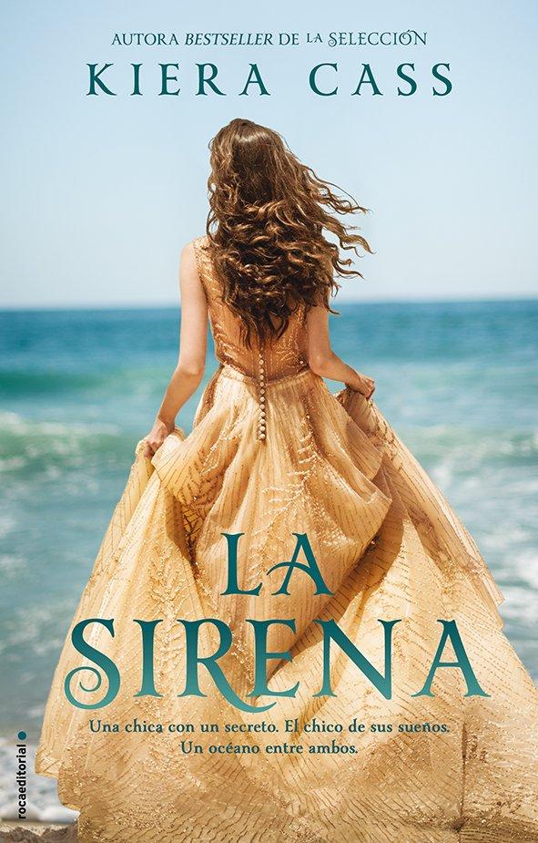 Resultado de imagen para LA SIRENA, Kiera Cass