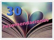30 recomendaciones de novelas para el verano