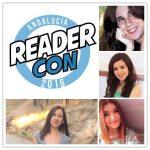 Se confirman las cuatro primeras autoras para la Andalucía Reader Con