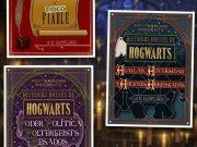 Tres nuevos libros sobre detalles del mundo de Harry Potter