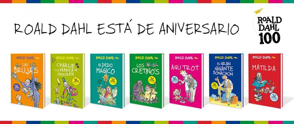 libros-roald-dahl