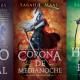 La saga de novelas 'Trono de Cristal' se convertirá en serie de televisión