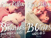 23 otoños antes de ti, una nueva entrega de la serie volver a ti de Alice Kellen