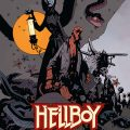 """Into the silent city"", la nueva novela gráfica de Hellboy"
