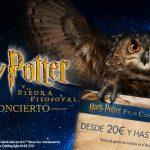 Harry Potter y la piedra filosofal llega en concierto a España