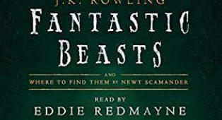 """Eddie Redmayne narrará el audiolibro de """"Animales fantásticos"""""""