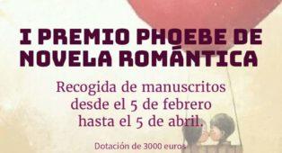 Primera edición del Premio Phoebe de novela romántica