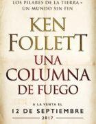 """La tercera parte de la saga de """"Los pilares de la tierra"""" de Ken Follet llegará este septiembre"""