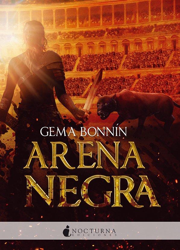 Resultado de imagen de Arena negra de Gema Bonnín