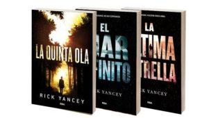 Rick Yancey anuncia tres nuevas novelas de La Quinta Ola