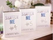 Tahereh Mafi ha anunciado tres libros más en su saga Shatter Me
