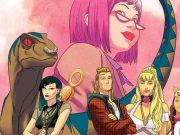 Rainbow Rowell escribirá los nuevos cómics de Runaways