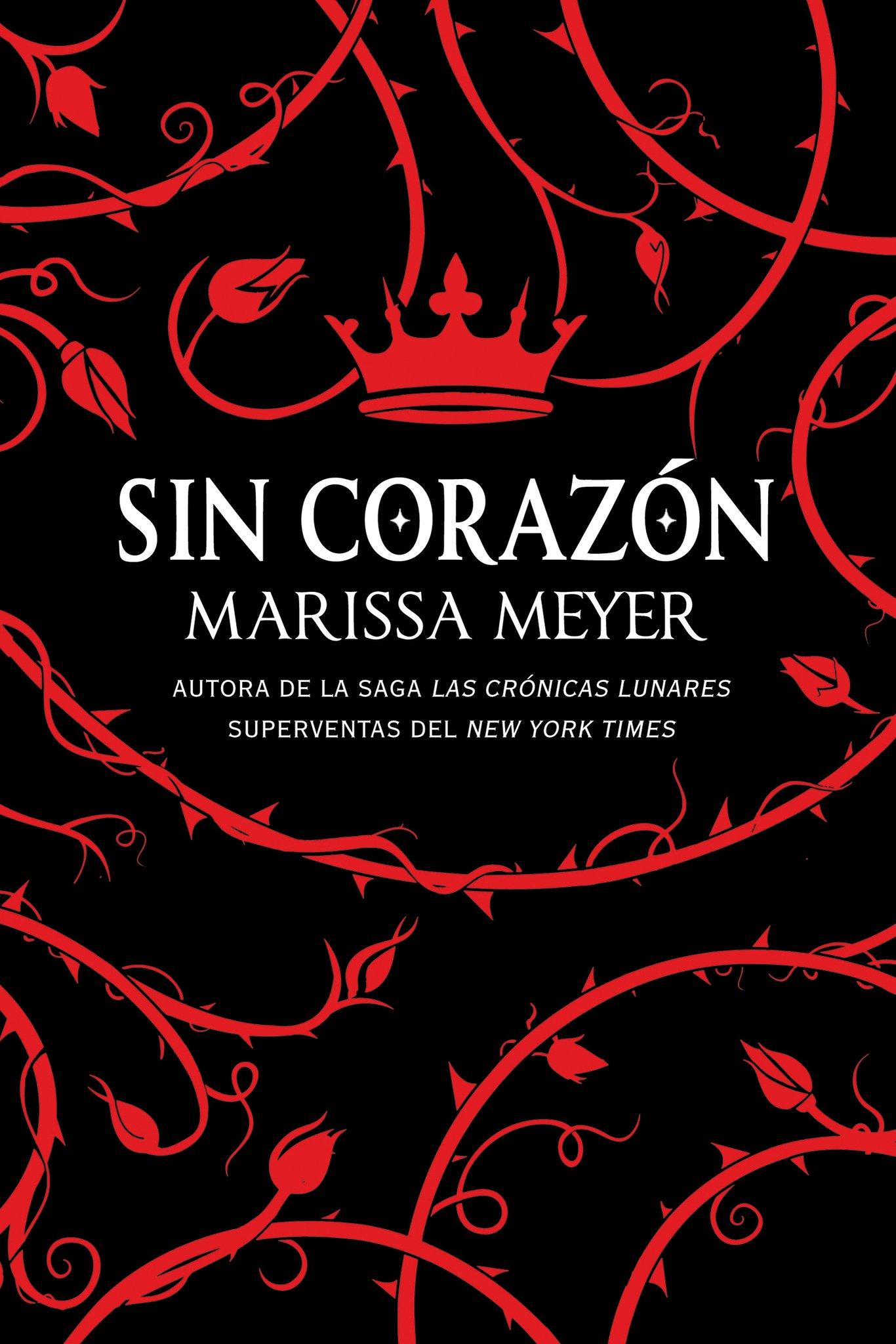 """""""Heartless"""", de Marissa Meyer, llega en septiembre a España"""