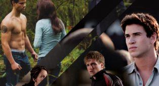 Lionsgate planea nuevas historias para Los Juegos del Hambre y Crepúsculo