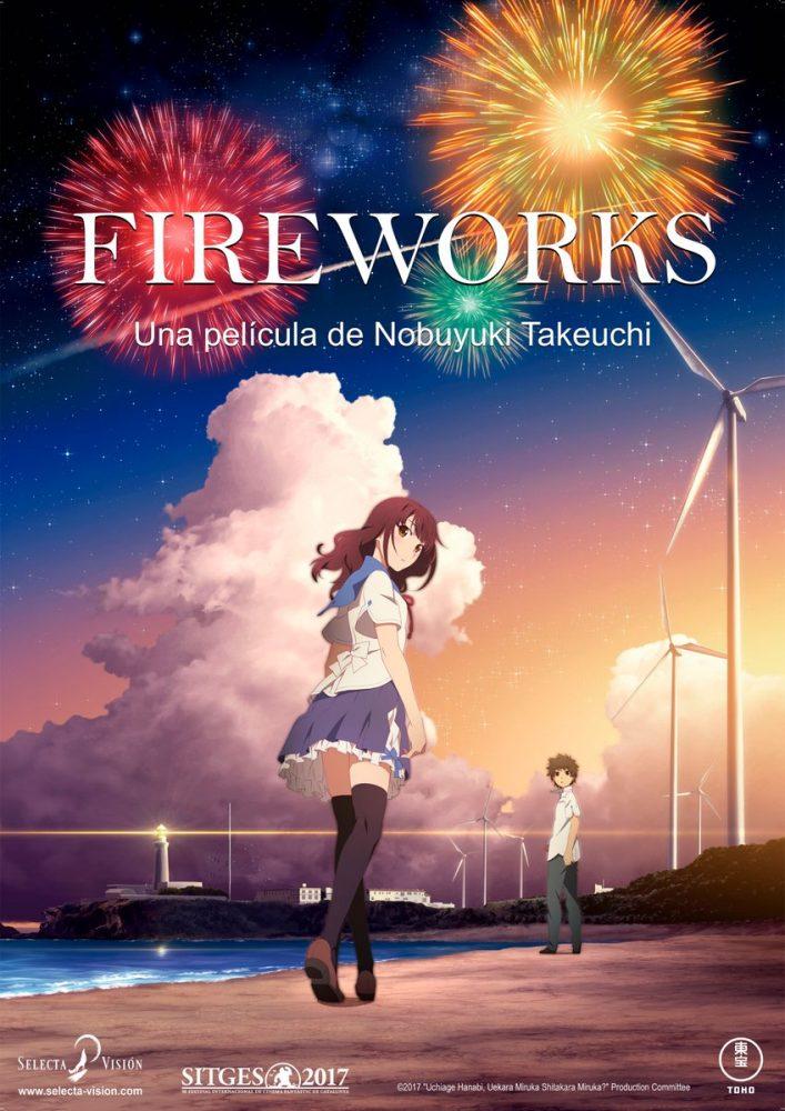 Fechas de las películas anime FireWorks y A Silent Voice
