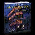 A la venta la edición ilustrada del tercer libro de Harry Potter