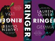 Se publica Ringer, la segunda parte de Réplica de Lauren Oliver