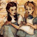 Dorothy y Alicia se unen en una futura serie de Netflix