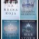War Storm, la última parte de La Reina Roja ya tiene portada definitiva