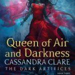 Cassandra Clare se inspira en Edgar Allan Poe para Queen of Air and Darkness