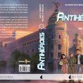 Iria y Selene descubren la cubierta de Antihéroes