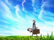 Nuevo tráiler e imagen del anime Violet Evergarden