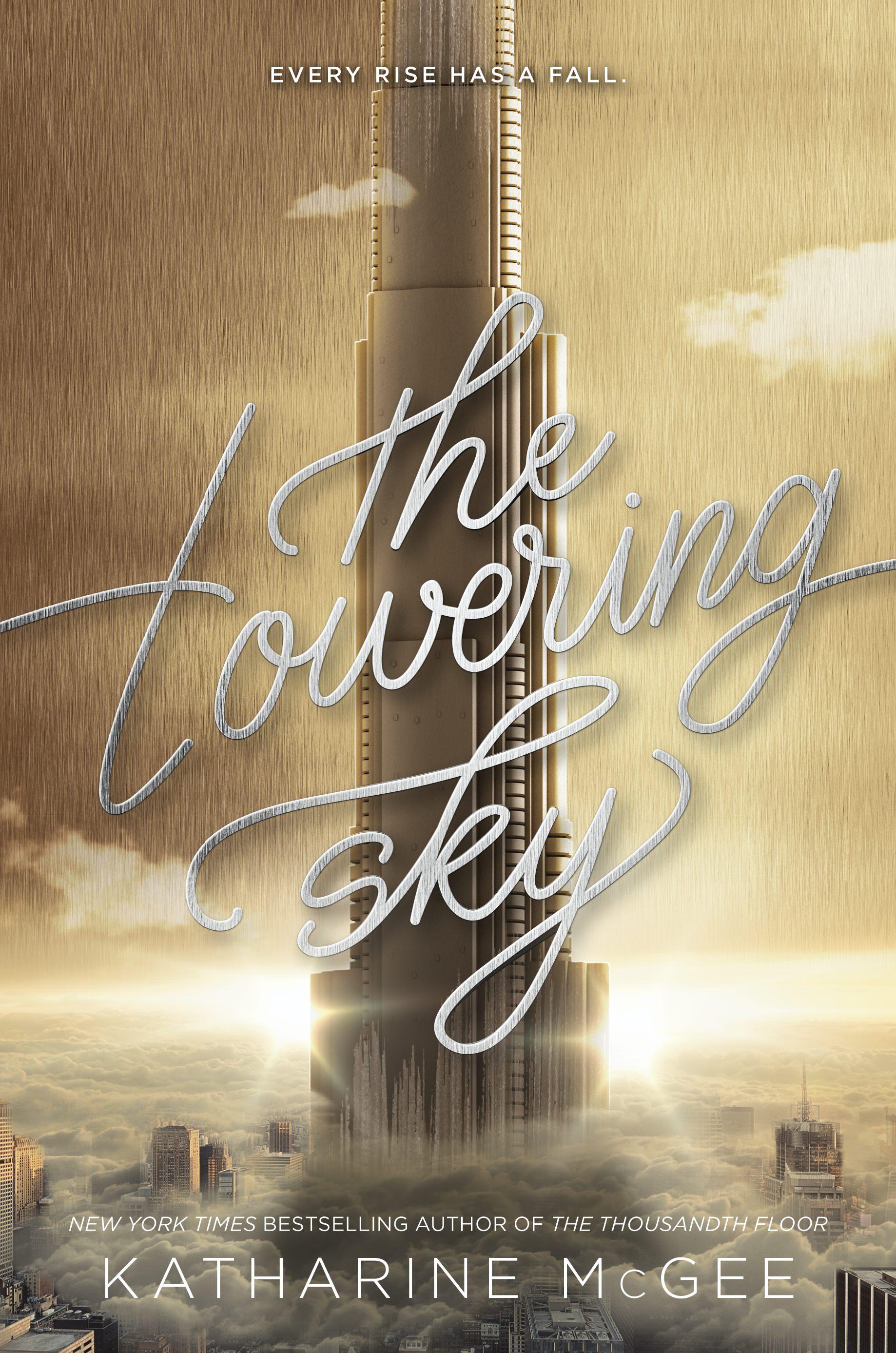 Portada Revelada De The Towering Sky La 250 Ltima Parte De El