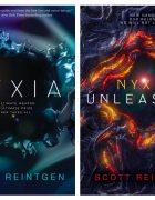 Revelada la portada de la segunda parte de Nyxia