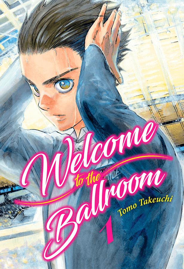 Resultado de imagen de Welcome to the Ballroom manga