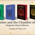 Edición especial 20 aniversario de Harry Potter y la cámara secreta