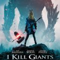 Se desvela el cartel promocional de la película Soy una matagigantes