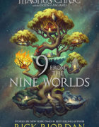 "Rick Riordan publica nuevo libro de historias cortas, ""9 From the Nine Worlds"""