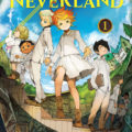 El manga The Promised Neverland tendrá adaptación