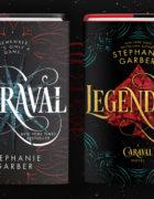 Puck retomará la publicación de la saga Caraval de Stephanie Garber